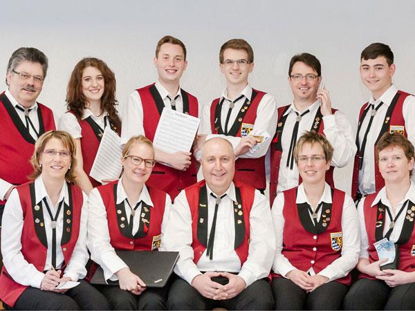 Vorstand Musikverein Argenthal